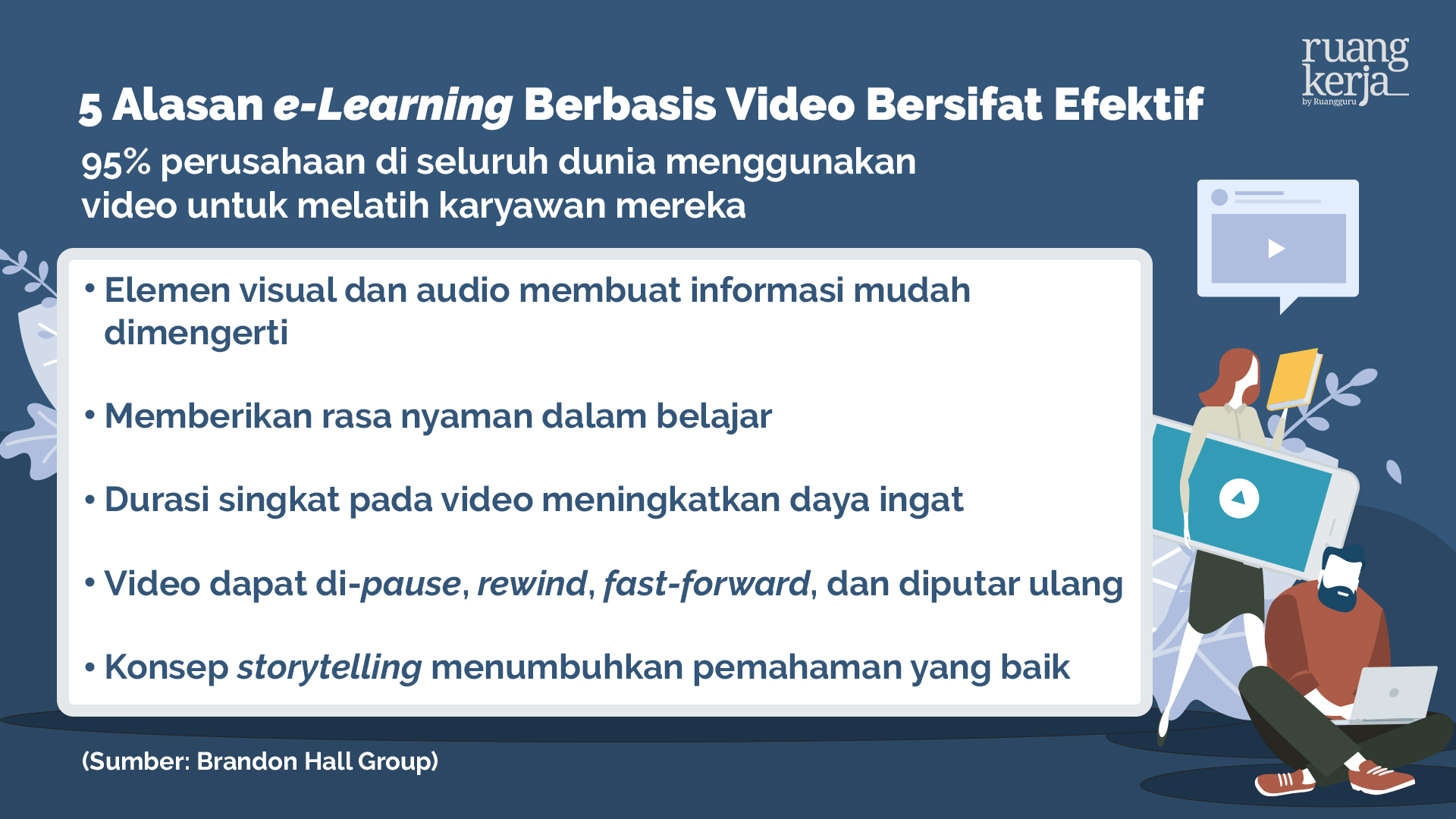 eLearning Berbasis Video
